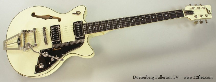 Duesenberg Fullerton TV Full Front View