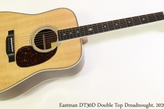 Eastman DT30D Double Top Dreadnought, 2020 Full Front View