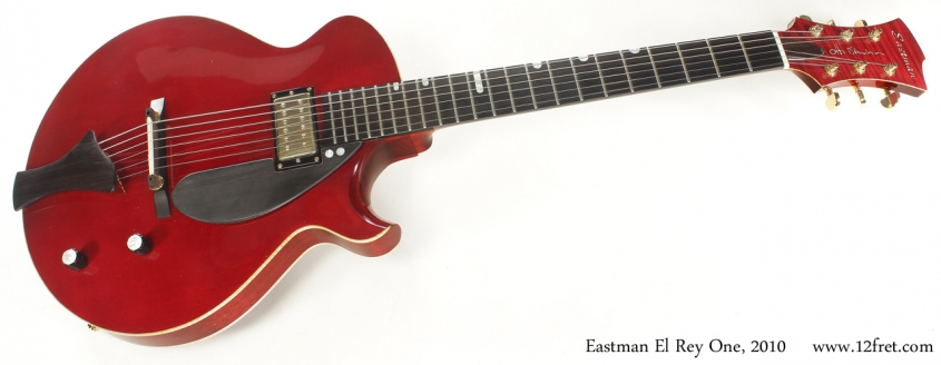 Eastman El Rey One 2010 Bridge