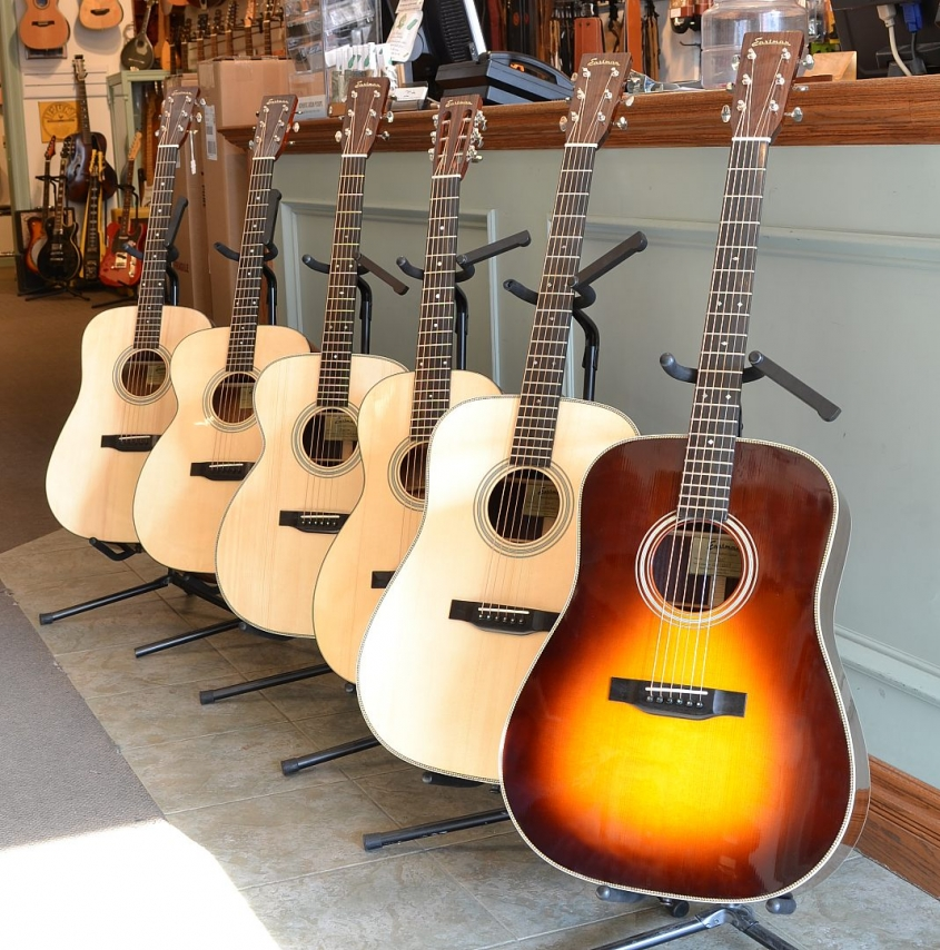 Eastman_AcousticLineup