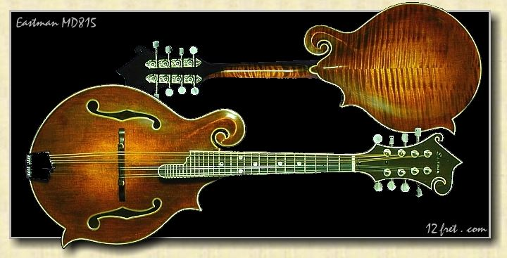 Eastman_MD815_mandolin_Red