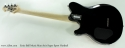 Ernie Ball Music Man Axis Super Sport Hardtail full rear view
