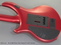 Ernie Ball Music Man Majesty 6 Iced Crimson back