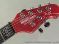 Ernie Ball Music Man Majesty 6 Iced Crimson head front