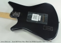 Ernie Ball Music Man Albert Lee MM90 Canadian Clinic Tour 2007 back