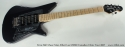Ernie Ball Music Man Albert Lee MM90 Canadian Clinic Tour 2007 full front view
