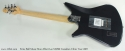 Ernie Ball Music Man Albert Lee MM90 Canadian Clinic Tour 2007 full rear view