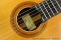 Edgar Monch Classical Guitar, 1968 Label View