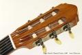 Edgar Monch Classical Guitar, 1968 Head Tuners View