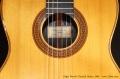 Edgar Monch Classical Guitar, 1969 Label