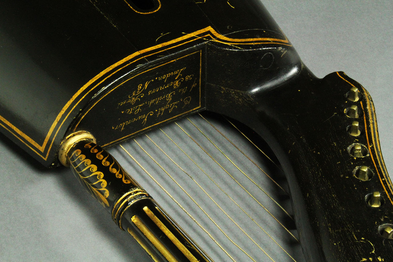 Edgar_light_london_lyra_1790_rear_harp_detail_1