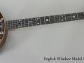 English Windsor Model 7 Banjo, 1925 Full Front View