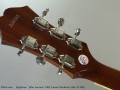 Epiphone 'John Lennon' 1965 Casino Sunburst 1561 of 1965 Head Rear