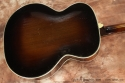 Epiphone Broadway Archtop 1939 back