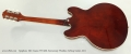 Epiphone 1961 Casino TD 50th Anniversary Thinline Archtop Guitar, 2011 Full Rear View