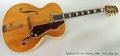 Epiphone DeLuxe Archtop, 1946 Full Front View