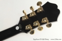 Epiphone ES-355 Ebony head rear