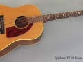 Epiphone FT-79 Texan 1966 full front view