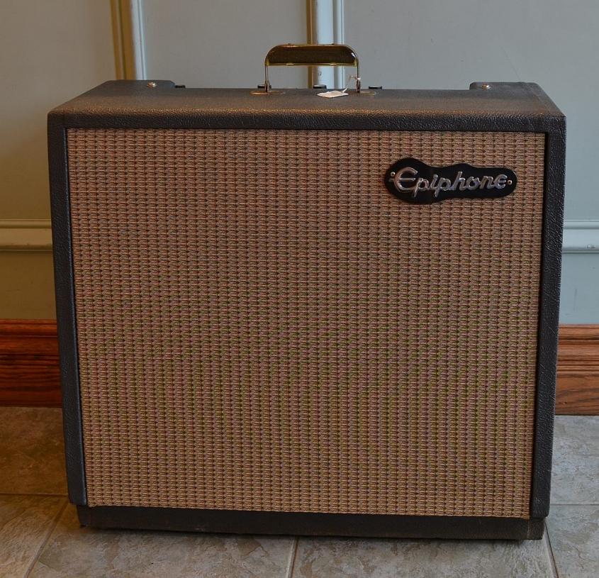 Epiphone_Century amp_1962(used)