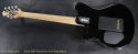 Ernie Ball MusicMan Axis SuperSport full rear view
