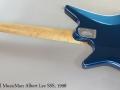 Ernie Ball MusicMan Albert Lee SSS, 1998 Full Rear View