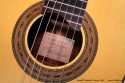 Gerald Farrell Hauser Style Classical Guitar, 2007 label