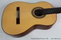 Gerald Farrell Hauser Style Classical Guitar, 2007 top