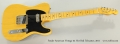 Fender American Vintage 52 Hot Rod Telecaster, 2011 Full Front View