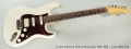 Fender American Deluxe Stratocaster HSS, 2000 Full Front View