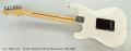 Fender American Deluxe Stratocaster HSS, 2000 Full Rear View