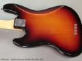 Fender American Standard Jazz Bass, 2012 Back