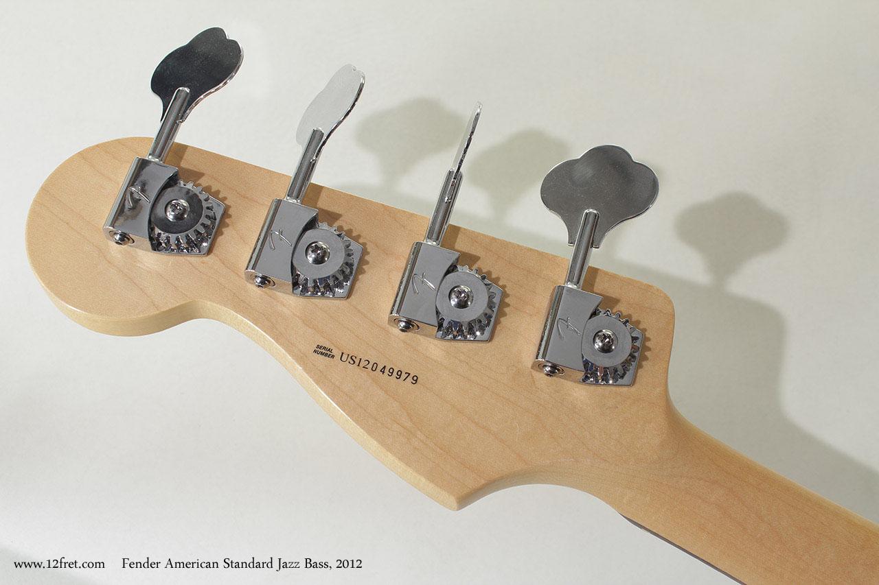 American Standard Archives - The Twelfth Fret • Guitarists\' Pro Shop