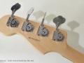 Fender American Standard Jazz Bass 2012 head rear