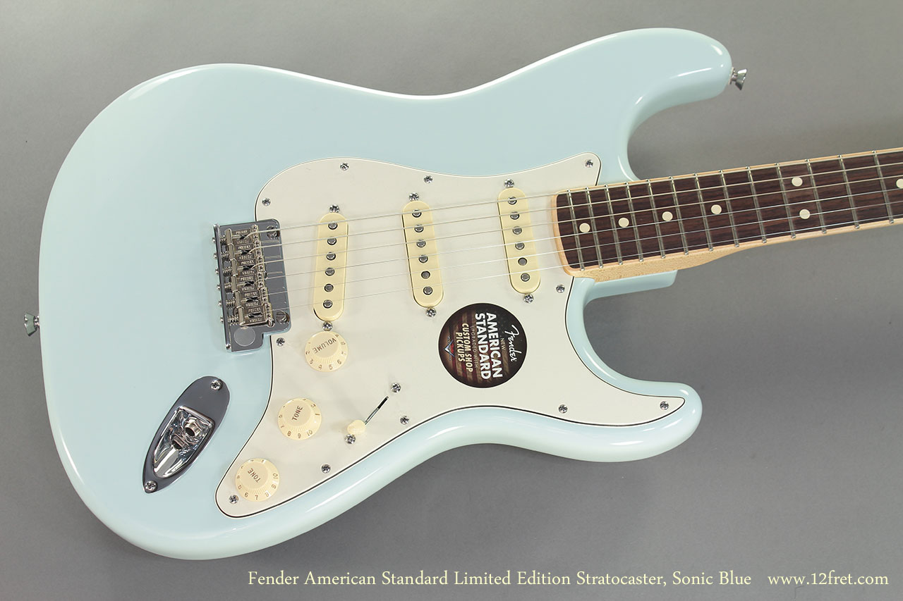 Fender American Standard Limited Edition Stratocaster