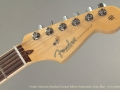 Fender American Standard Limited Edition Stratocaster Sonic Blue head front