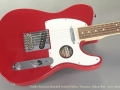 Fender American Standard Limited Edition Telecaster Dakota Red top