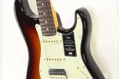 Fender American Ultra Stratocaster HSS Rosewood Ultraburst, 2019