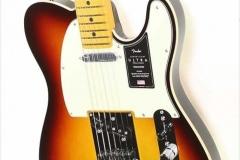 Fender American Ultra Telecaster Maple Neck Ultraburst, 2019