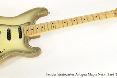 Fender Stratocaster Antigua Maple Neck Hard Tail, 1979  Full Front View