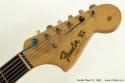 Fender Bass VI 1963 head front
