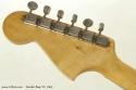 Fender Bass VI 1963 head rear
