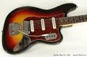 Fender Bass VI 1963 top
