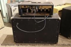 fender-bassman-headaFender Bassman Amp Blackface Head and 2x12 Cabinet, 1964   Full Rear View-cab-1964-cons-full-rear