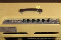 Fender Tweed 59 Bassman Reissue 1990 panel