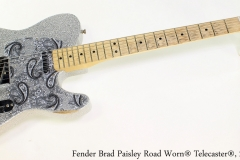 Fender Brad Paisley Road Worn® Telecaster®, 2017 Full Front View