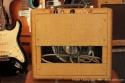 Fender Champ 1960 rear