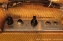 Fender Champ Amp 1955 controls