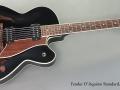 Fender D'Aquisto Standard 1984 full front view