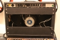 Fender Deluxe Reverb Amplifier, 1978 Full Rear View