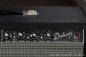 Fender Deluxe VM Amplifier 2005 control detail